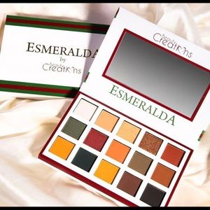 ESMERALDA EYESHADOW PALETTE 100%  AUTHENTIC B.C🛍
